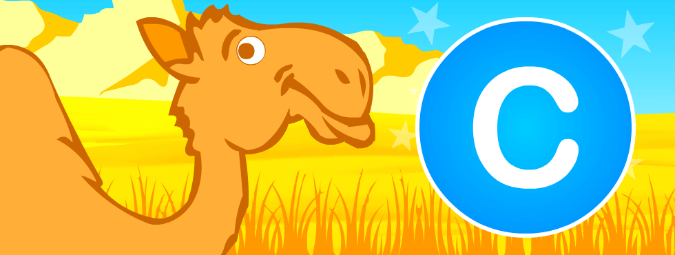 English resources: Camel games, printables