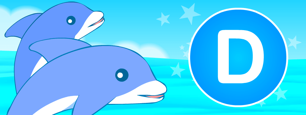 English resources: Dolphin games, printables