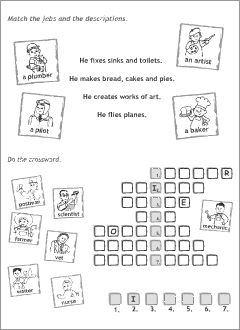 Worksheets for teaching English