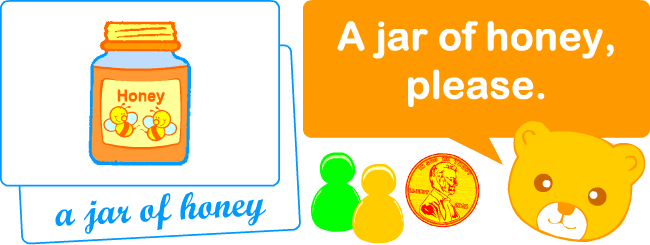 Language games for kids learning English