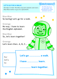 English students' resources