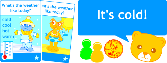 English games for ESL kids