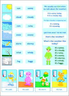 English lessons for kids to print