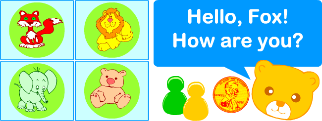 Board games for kids learning english hello how are you m4hsunfo