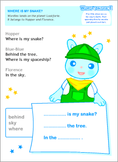 Printable readers for young learners