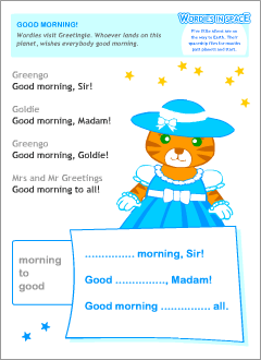 Expressions 4 Greetings Printables on Board Game Worksheet