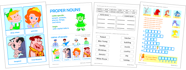 Printable teaching resources