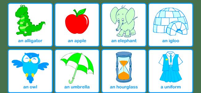 Singular vs. plural nouns | Grammar exercises for kids learning ...