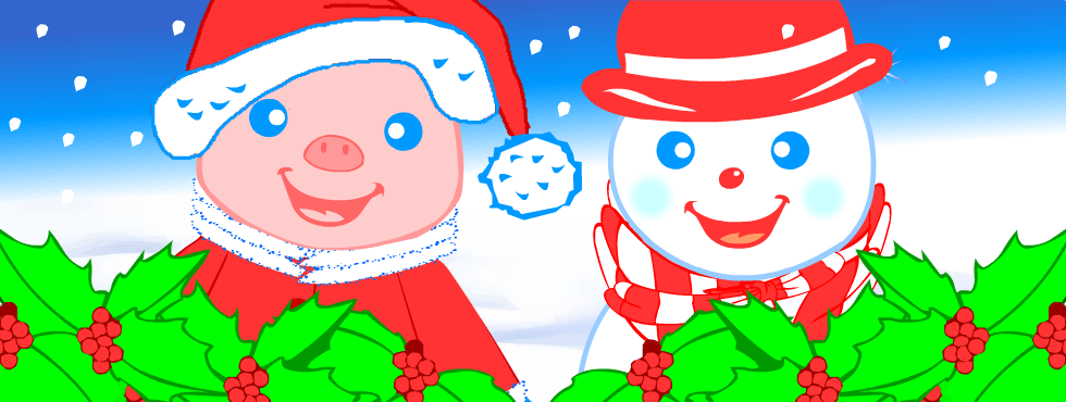 Christmas rhymes and songs for learning English