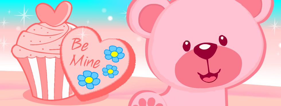 Valentine's Day resources for kids learning English