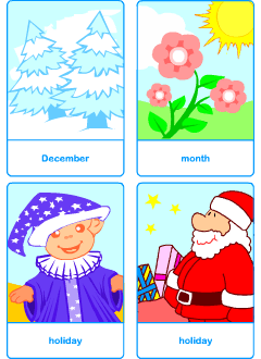 Flashcards for ESL kids
