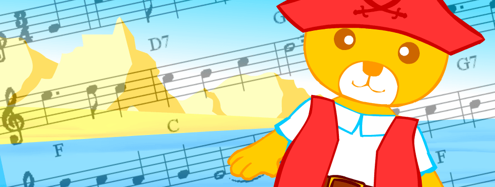 English songs for kids: printable resources