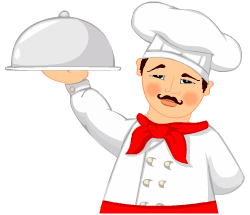 English vocabulary: cook