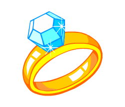English words: ring