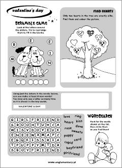 holiday worksheets english for kids. Black Bedroom Furniture Sets. Home Design Ideas