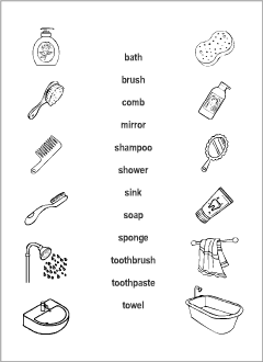 Science Tools Worksheet Word Bathroom Vocabulary For Kids Learning English  Printable Resources The Human Heart Anatomy And Circulation Worksheet Answers with Phonetics Worksheet Excel Esl Resources For Teachers And Students Bar Mitzvah Worksheet Pdf