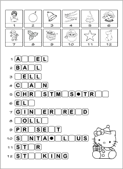 Unit Circle Worksheet Answers Word Christmas Vocabulary For Kids Learning English  Printable Resources Relative Pronouns Worksheet Grade 4 Excel with 6th Grade Main Idea Worksheets Word Picture Tests For Kids Learning English Missing Letters  Non Mendelian Genetics Worksheet