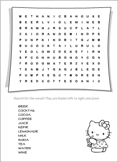 Wordsearch puzzles | Printables for ESL teachers and kids