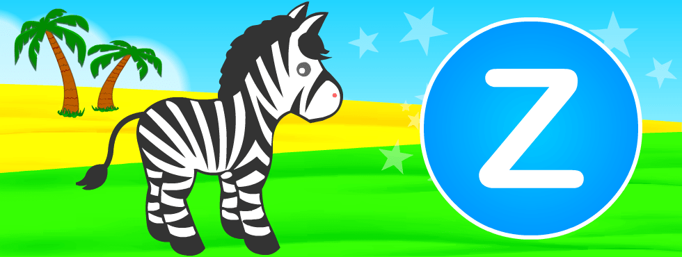 English resources: Zebra fun games and worksheets